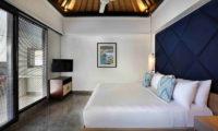 Peppers Seminyak Bedroom with TV, Seminyak | 5 Bedroom Villas Bali