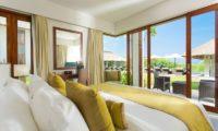 Seseh Beach Villas Bedroom with Pool View, Seseh | 5 Bedroom Villas Bali