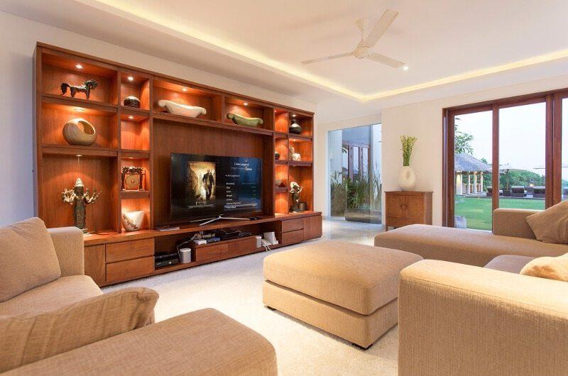Seseh Beach Villas TV Room, Seseh | 5 Bedroom Villas Bali