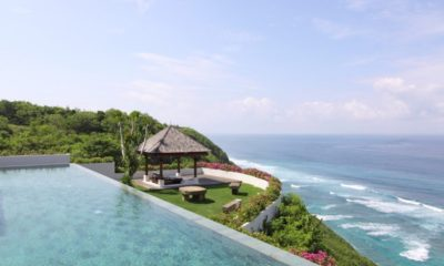 Sinaran Surga Beach View from Pool, Uluwatu | 5 Bedroom Villas Bali