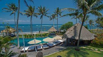 Taman Ahimsa Bird's Eye View, Seseh | 5 Bedroom Villas Bali