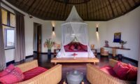 Taman Ahimsa Bedroom with Seating Area, Seseh | 5 Bedroom Villas Bali