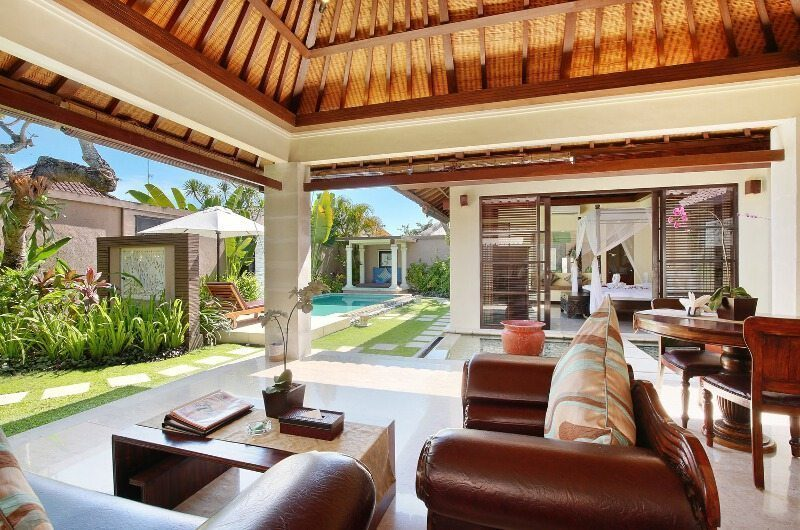 The Bli Bli Villas Lounge Area, Seminyak | 5 Bedroom Villas Bali