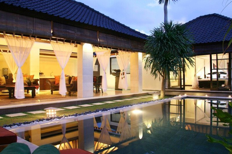 The Bli Bli Villas Night View, Seminyak | 5 Bedroom Villas Bali