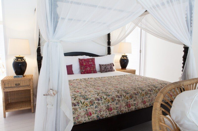 The Cotton House Four Poster Bed, Seminyak | 5 Bedroom Villas Bali
