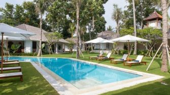 The Cotton House Gardens and Pool, Seminyak | 5 Bedroom Villas Bali