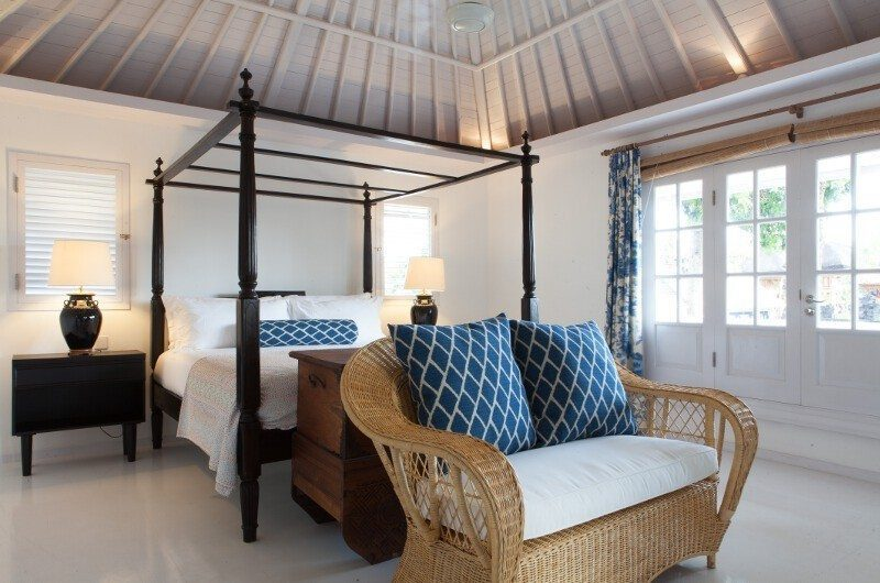 The Cotton House Four Poster Bed with Seating Area, Seminyak | 5 Bedroom Villas Bali