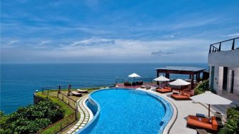 The Edge Swimming Pool with Sea View, Uluwatu | 5 Bedroom Villas Bali