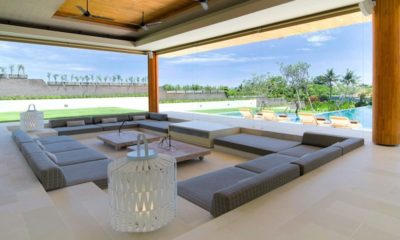 The Iman Villa Living Area, Pererenan | 5 Bedroom Villas Bali