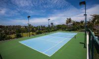 The Ungasan Clifftop Resort Tennis Court, Uluwatu | 5 Bedroom Villas Bali