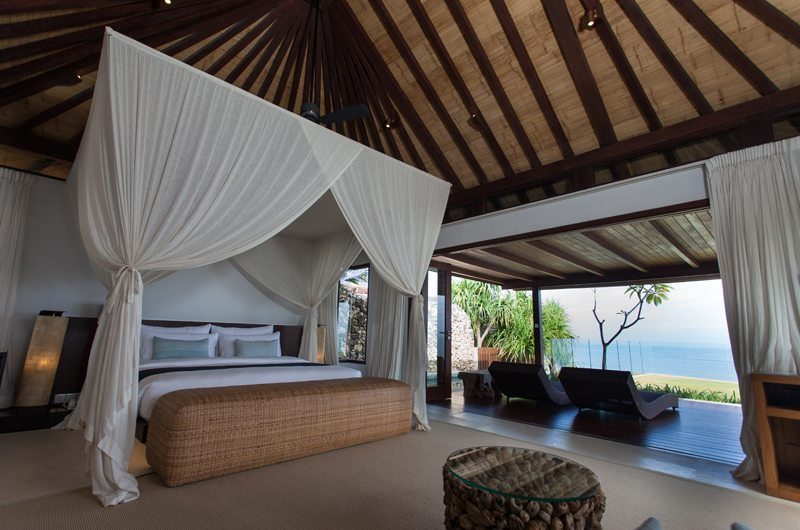 The Ungasan Clifftop Resort Villa Nora Bedroom with Sea View, Uluwatu | 5 Bedroom Villas Bali