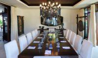 The Ungasan Clifftop Resort Villa Santai Sorga Dining Area, Uluwatu | 5 Bedroom Villas Bali