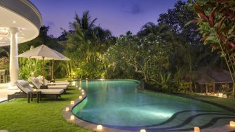 Uma Wana Prasta Reclining Sun Loungers, Canggu | 5 Bedroom Villas