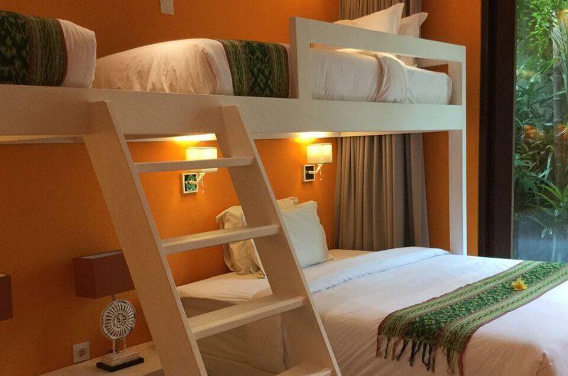 Villa Abakoi Bedroom with Extra Beds, Seminyak | 5 Bedroom Villas Bali
