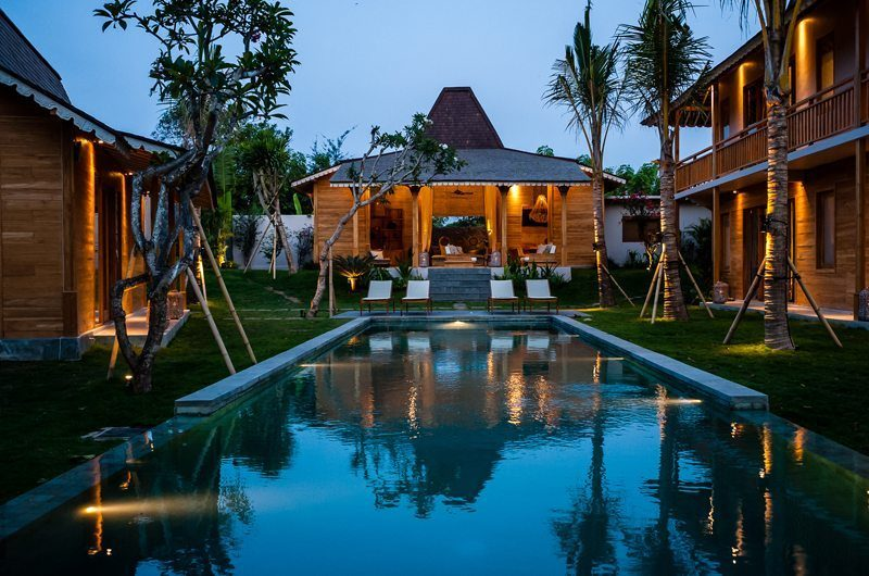 Villa Alea Night View, Kerobokan | 5 Bedroom Villas Bali