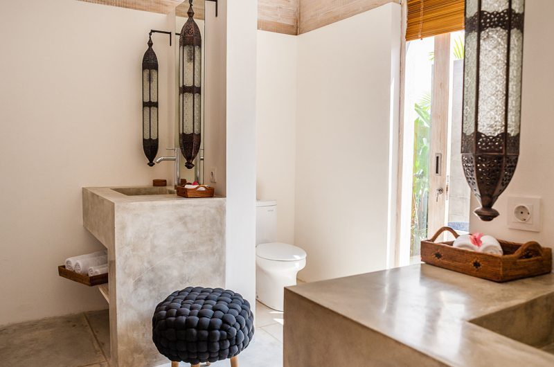 Villa Alea Bathroom, Kerobokan | 5 Bedroom Villas Bali
