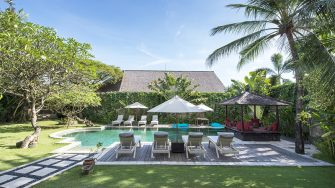 Villa Anyar Gardens and Pool, Umalas | 5 Bedroom Villas Bali