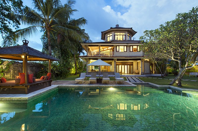 Villa Anyar Night View, Umalas | 5 Bedroom Villas Bali