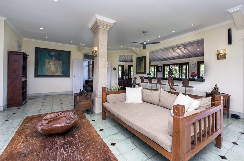 Villa Anyar Living Area, Umalas | 5 Bedroom Villas Bali