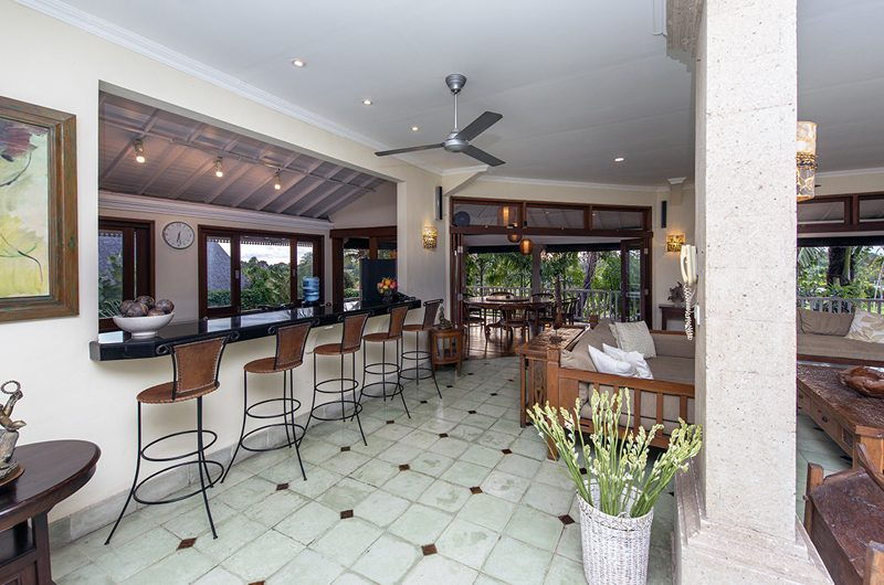 Villa Anyar Living and Dining Area, Umalas | 5 Bedroom Villas Bali