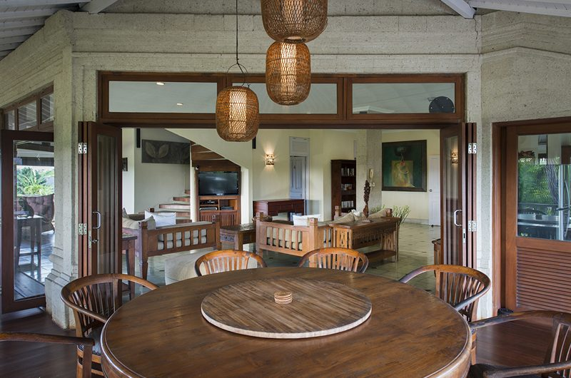 Villa Anyar Dining Area, Umalas | 5 Bedroom Villas Bali