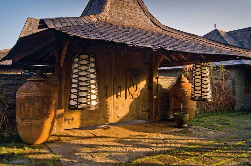 Villa Asli Entrance, Canggu | 5 Bedroom Villas Bali