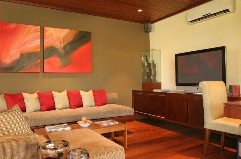 Villa Asta TV Room, Batubelig | 5 Bedroom Villas Bali