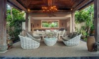 Villa Avalon Bali Seating Area with Garden View, Canggu   5 Bedroom Villas Bali