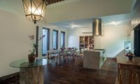 Villa Avalon Bali Kitchen and Dining Area, Canggu   5 Bedroom Villas Bali
