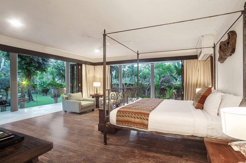 Villa Avalon Bali Bedroom with Garden View, Canggu   5 Bedroom Villas Bali