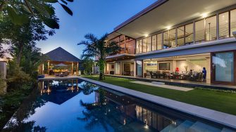 Bendega Villas Swimming Pool, Canggu | 5 Bedroom Villas Bali