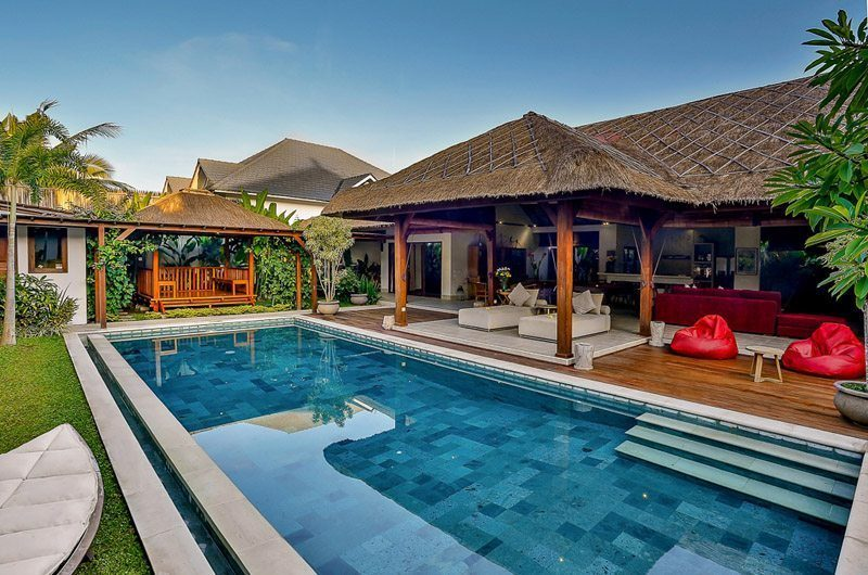 Villa Bibi Pool Side, Kerobokan | 5 Bedroom Villas Bali