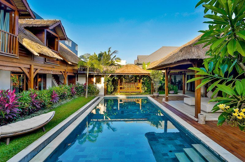 Villa Bibi Gardens and Pool, Kerobokan | 5 Bedroom Villas Bali