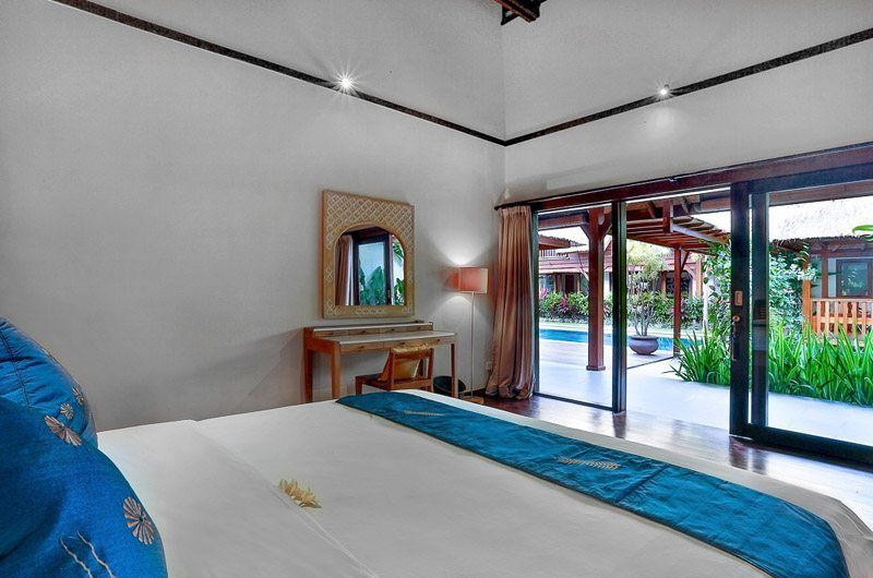 Villa Bibi Bedroom with Pool View, Kerobokan | 5 Bedroom Villas Bali