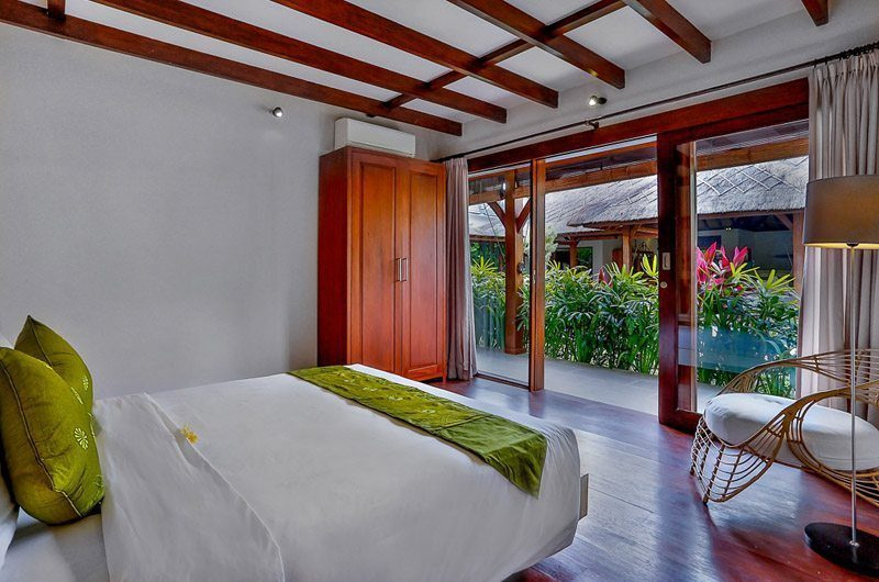 Villa Bibi Bedroom with Garden View, Kerobokan | 5 Bedroom Villas Bali