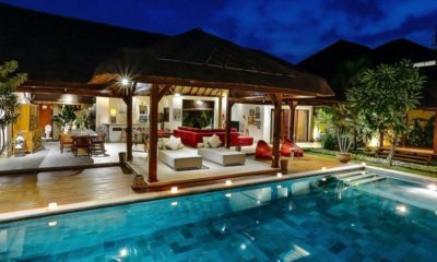 Villa Bibi Night View, Kerobokan | 5 Bedroom Villas Bali