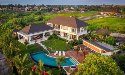 Villa Breeze Bird's Eye View, Canggu | 5 Bedroom Villas Bali