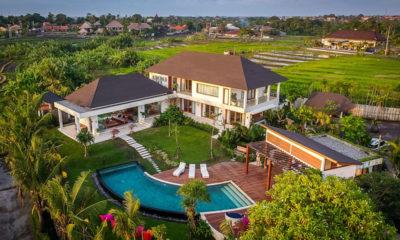 Villa Breeze Bird's Eye View, Canggu | 5 Bedroom Villas Bali