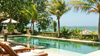 Villa Cemara Sanur Swimming Pool with Sea View, Sanur | 5 Bedroom Villas Bali