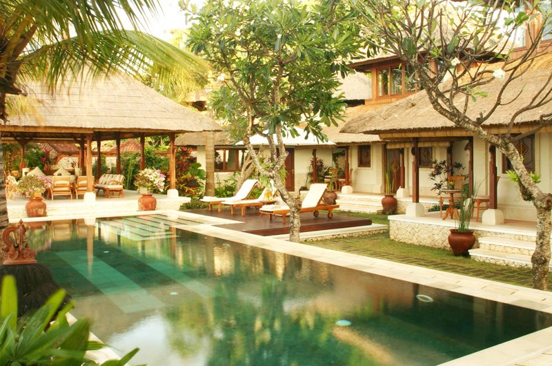 Villa Cemara Sanur Reclining Sun Loungers, Sanur | 5 Bedroom Villas Bali