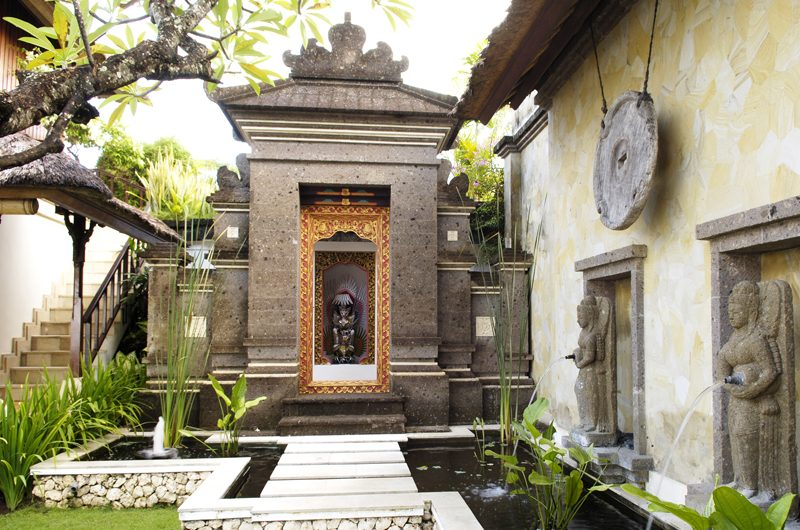 Villa Cemara Sanur Water Feature, Sanur | 5 Bedroom Villas Bali