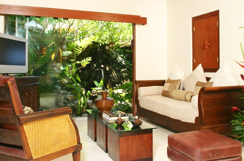 Villa Cemara Sanur TV Room, Sanur | 5 Bedroom Villas Bali