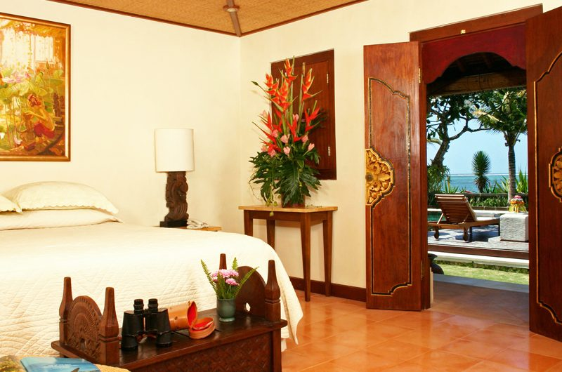 Villa Cemara Sanur Bedroom with Garden View, Sanur | 5 Bedroom Villas Bali