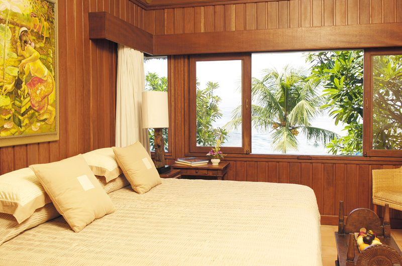 Villa Cemara Sanur Bedroom with View, Sanur | 5 Bedroom Villas Bali