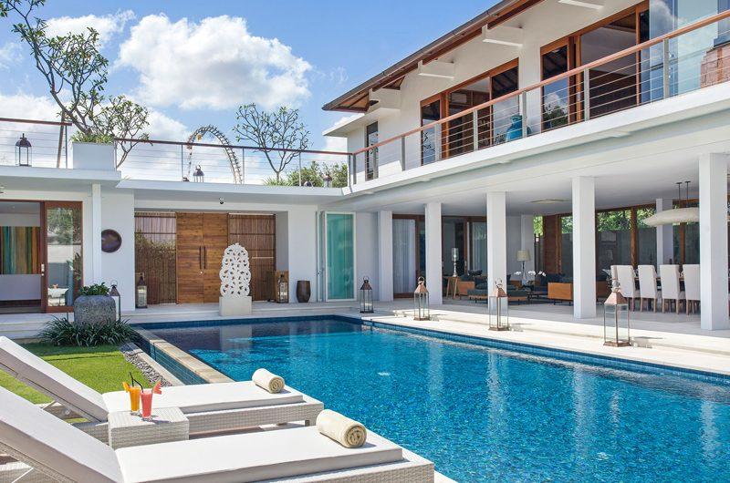 Villa Cendrawasih Sun Beds, Petitenget | 5 Bedroom Villas Bali