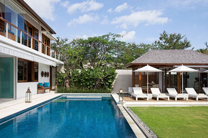 Villa Cendrawasih Pool Side, Petitenget | 5 Bedroom Villas Bali