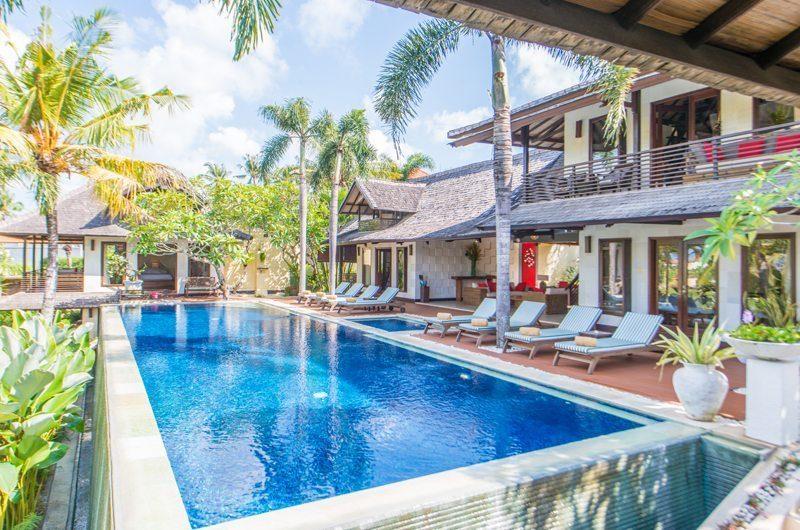 Villa Coraffan Sun Beds, Canggu | 5 Bedroom Villas Bali