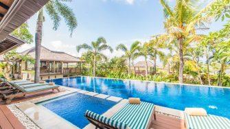 Villa Coraffan Sun Loungers, Canggu   5 Bedroom Villas Bali