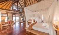 Villa Coraffan Bedroom with Study Table, Canggu | 5 Bedroom Villas Bali