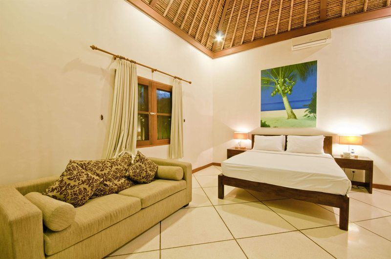 Villa Darma Bedroom with Sofa, Seminyak | 5 Bedroom Villas Bali